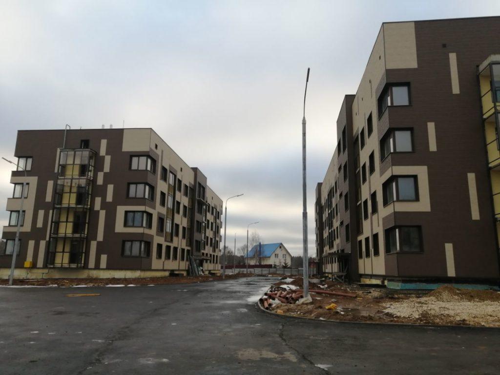 ЖК Булатниково 18 января 2020